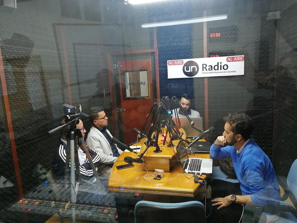 Observatorio de Gobierno Urbano se emite todos los miércoles a las 6:00 p.m. por UN Radio