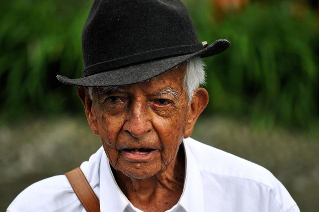 El 11 % tiene más de 59 años, y de estos el 50 % tiene entre 60 y 66 años de edad / Foto Gabriel Vasquez - Flickr