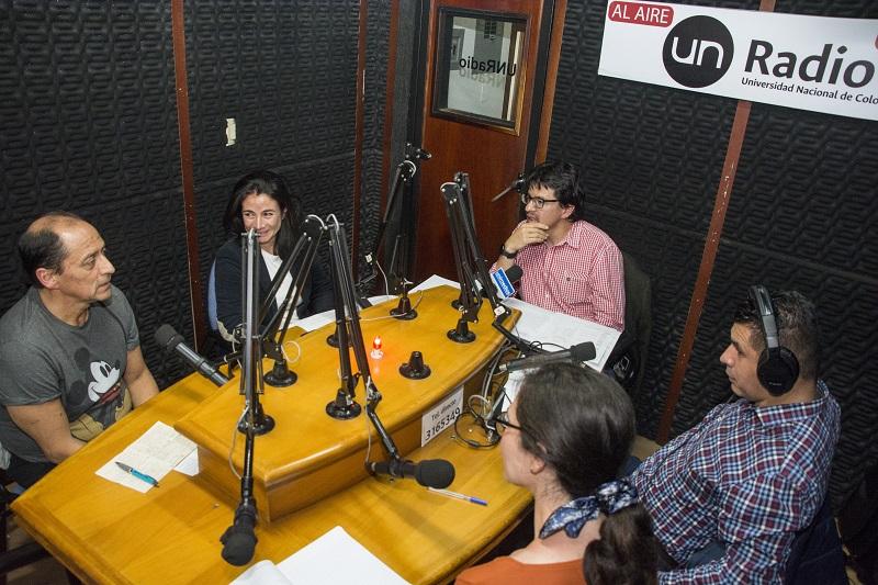 Observatorio Gobierno Urbano se emite todos los miércoles a las 6:00 p.m. por 98.5 FM UN Radio / Foto Brandon Pinto