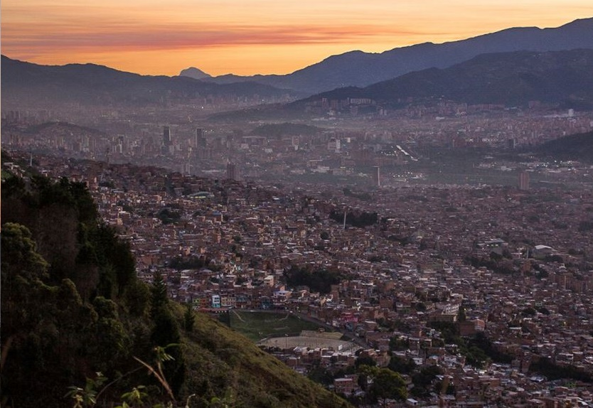 Área Metropolitana del Valle de Aburrá - Foto Facebook