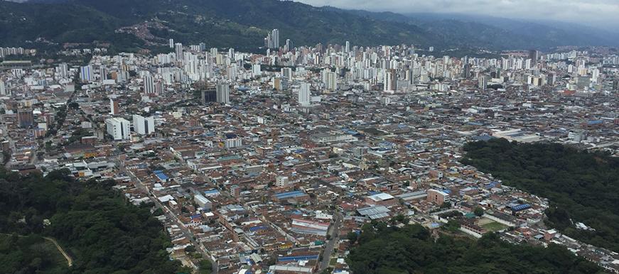 Área Metropolitana de Bucaramanga / Foto Alcaldía Local