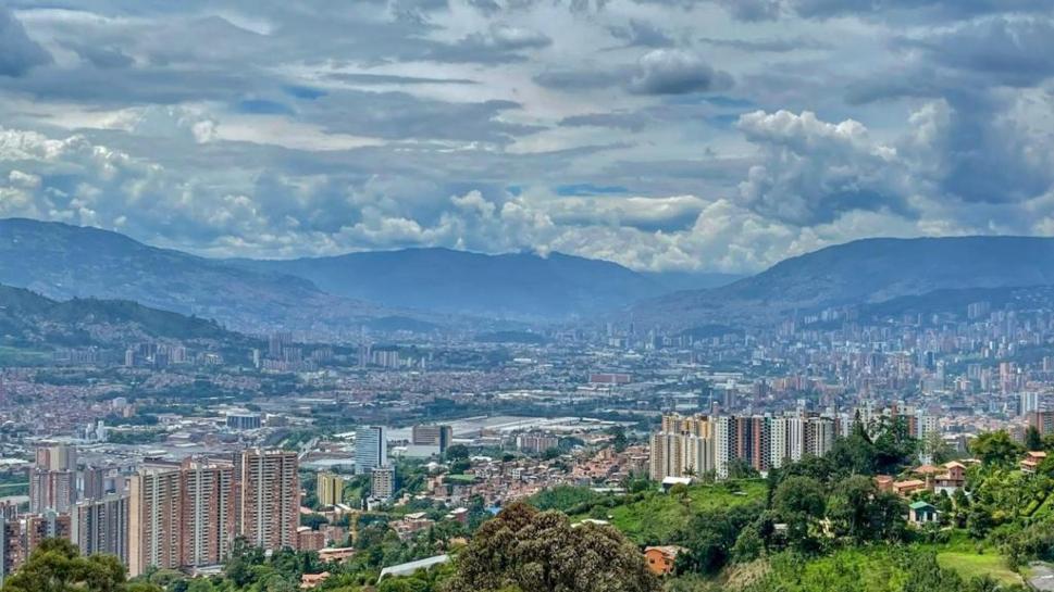 Área Metropolitana del Valle de Aburrá / Foto tomada de https://www.metropol.gov.co/