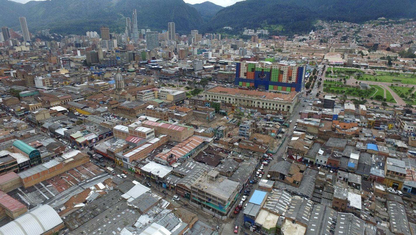 Bogotá - Foto cortesía IDU