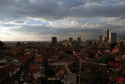 Bogotá, ciudad primada del país.