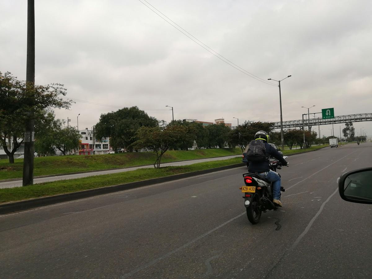 Preocupa el aumento de motocicletas en Bogotá, después de superada la pandemia / Foto IEU