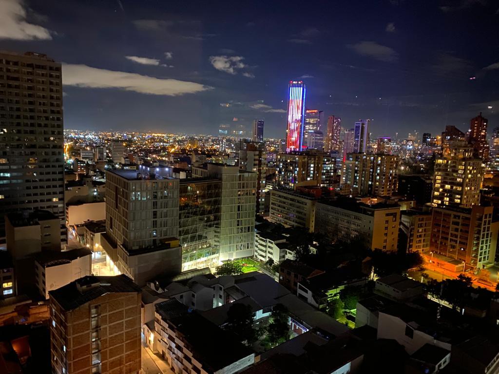 Eficiencia energética urbana. Bogotá / Foto Milton Medina