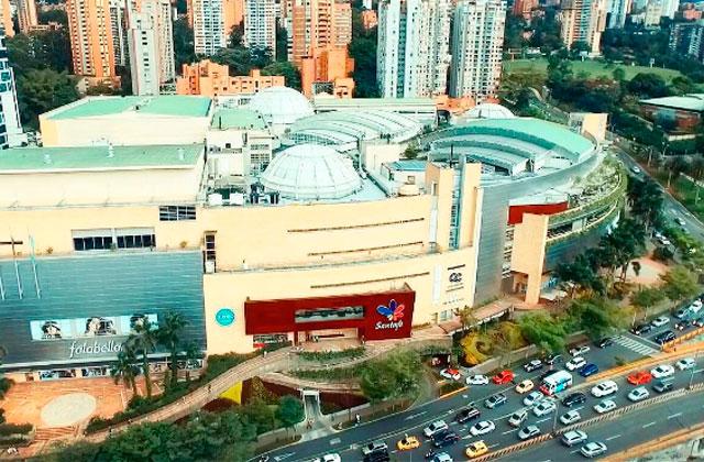 Foto: Centro comercial Santafé (Medellín) - Instagram
