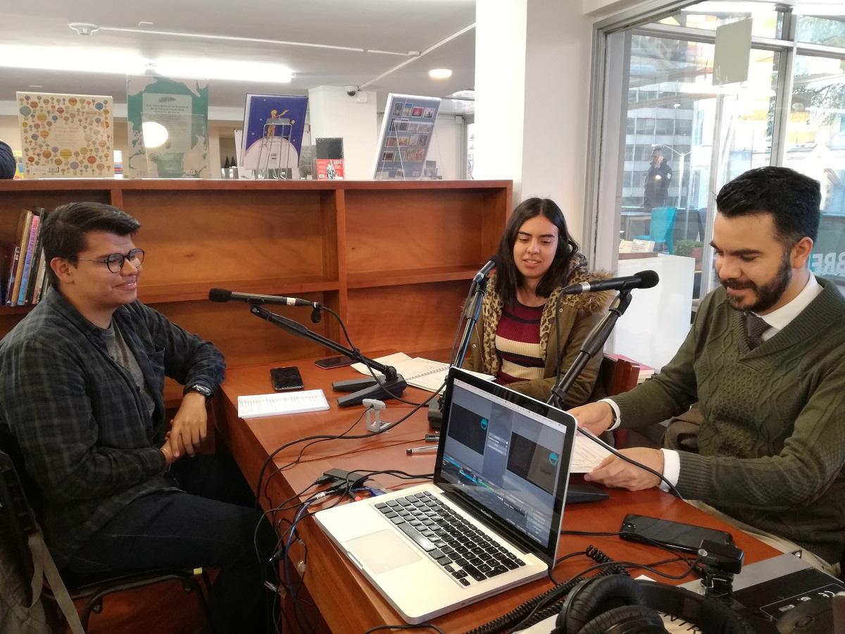 Santiago Aldana, Estefanía Rodríguez y Miguel Silva / Observatorio de Gobierno Urbano