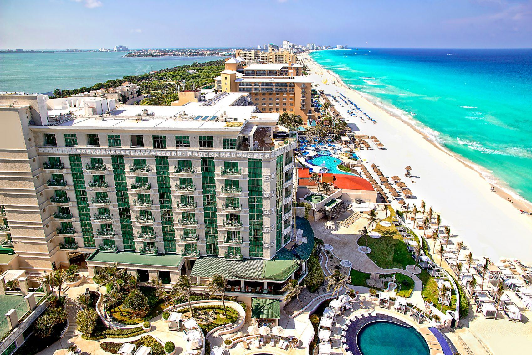 Cancún (México) / Foto tomada de www.cancun.gob.mx