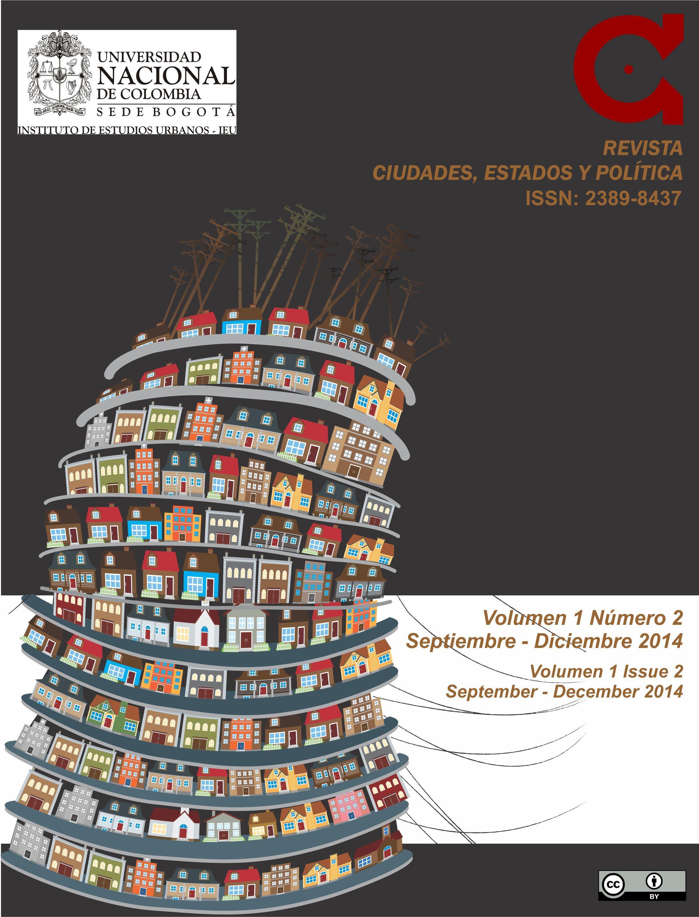 Revista Ciudades, Estados y Política, CEP-IEU