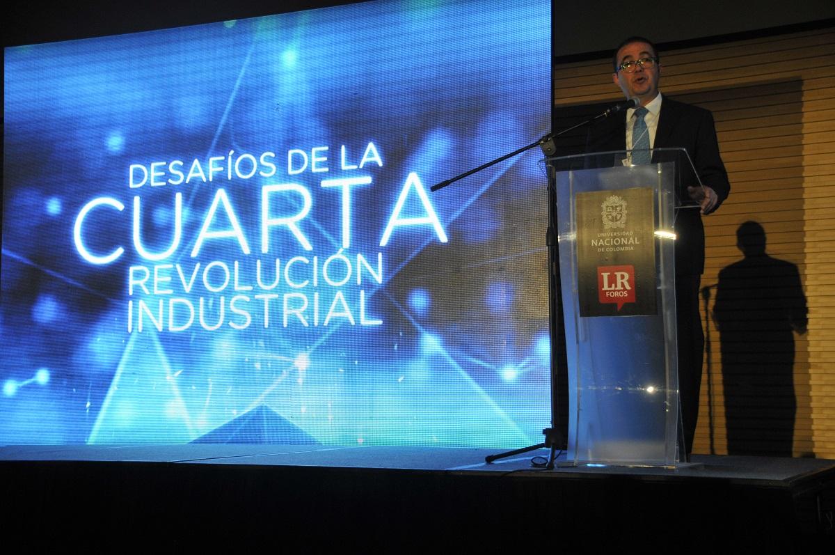 Carlos Alberto Patiño Villa, director IEU. Foto: Unimedios