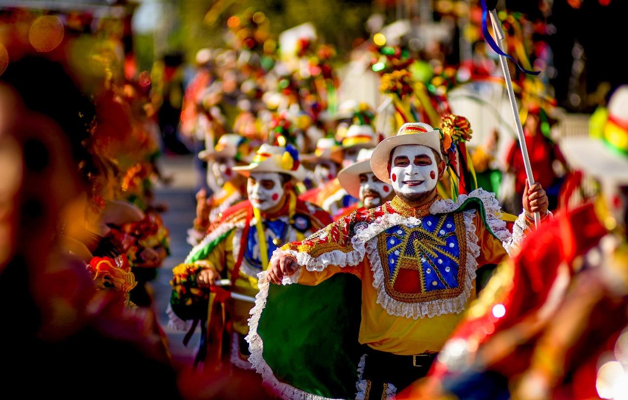 Carnaval de Barranquilla / Foto Alcaldía de Barranquilla
