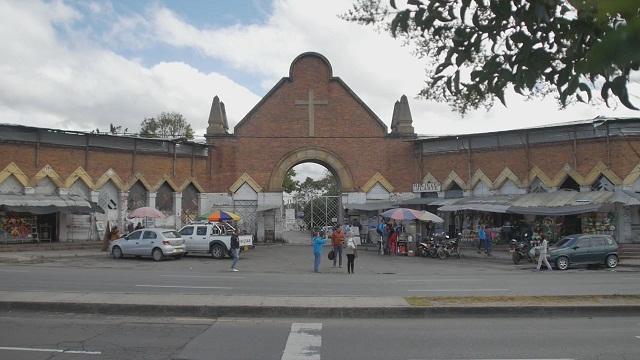Cementerio del Sur en Bogotá / Alcaldía de Bogotá