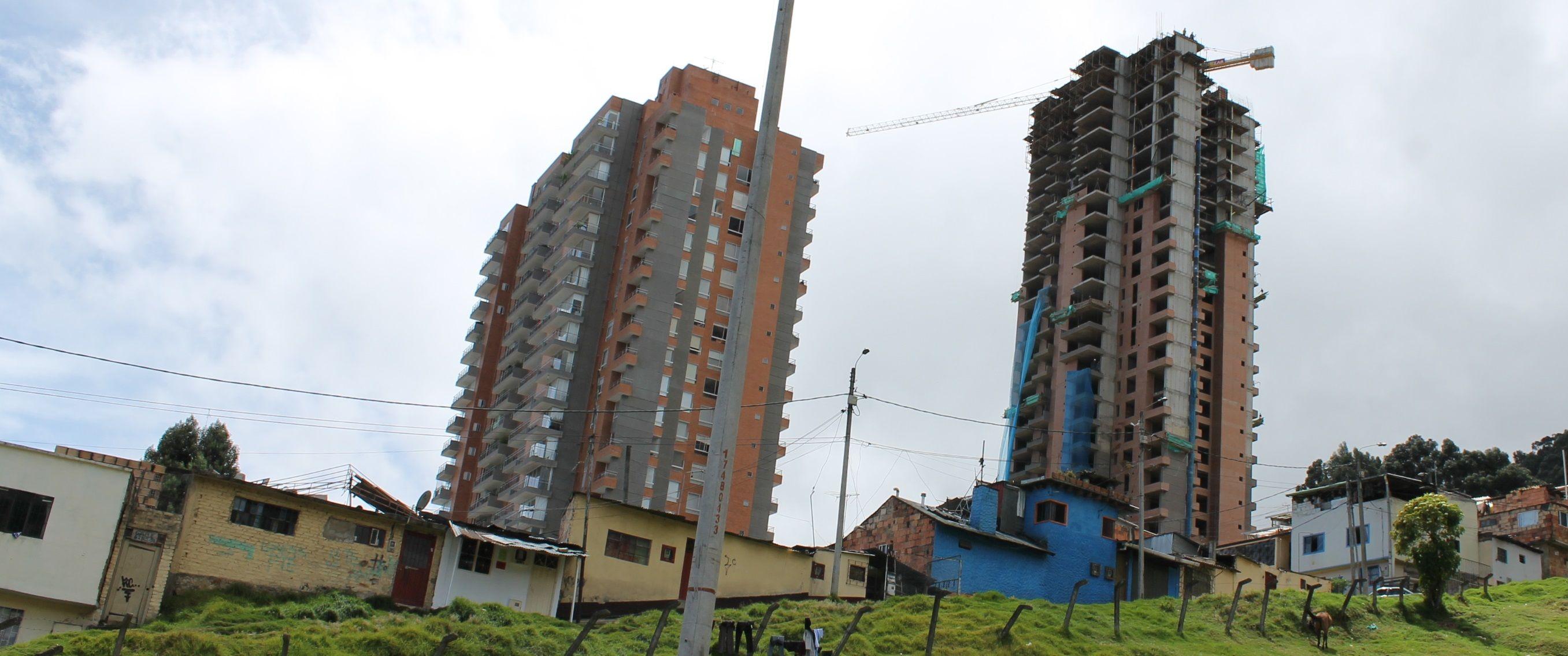 Cerros nororientales de Bogotá, 2012. Wilson Enrique Colmenares Moreno.