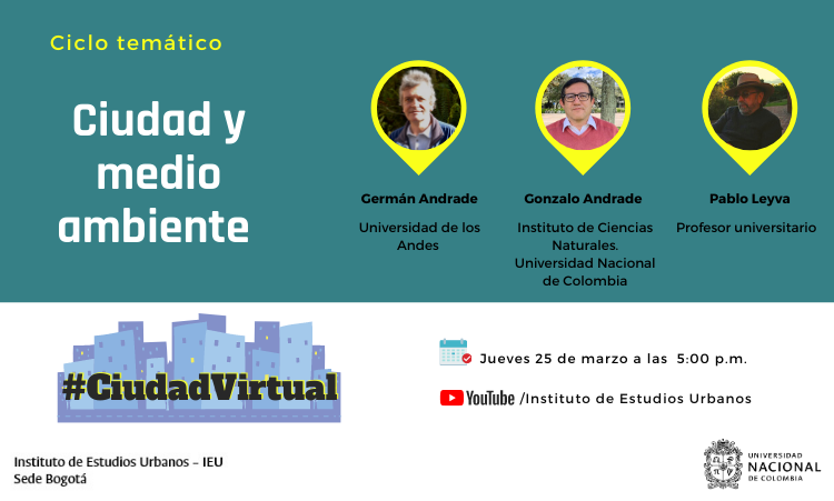 Conferencia Ciudad Virtual