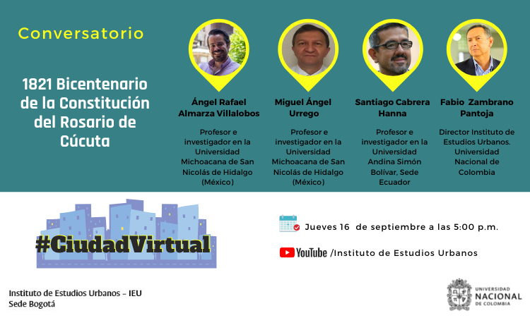 Conferencia Ciudad Virtual