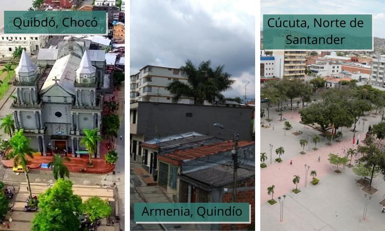 Quibdó, Armenia y Cúcuta presentaron los niveles más bajos de satisfacción en todos los aspectos consultados / Foto IEU