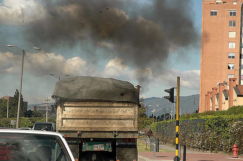 Bogotá. Foto Agencia de Noticias U.N.