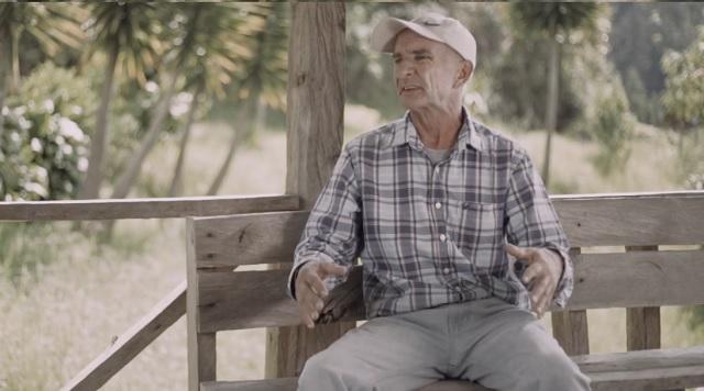 Oscar Vélez, monitor de la reserva natural