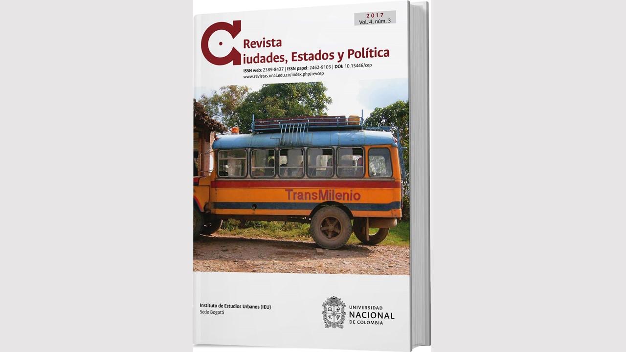 Revista Ciudades, Estados y Política del IEU