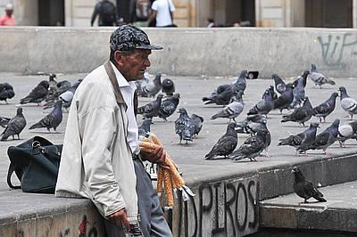 El subempleo es uno de los fenómenos derivados del desempleo. Foto Unimedios