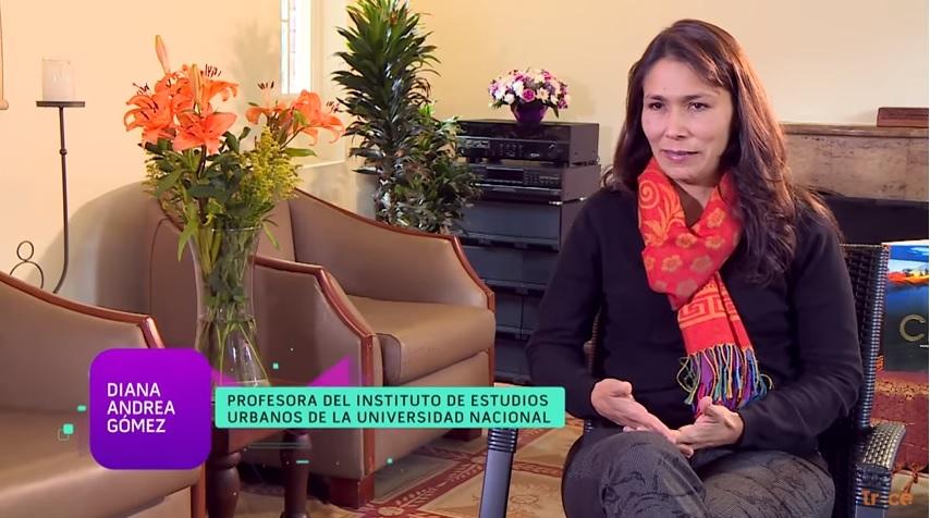 Profesora Diana Gómez