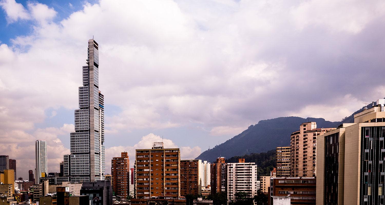 Edificio BD Bacatá / Foto Prabyc Ingenieros