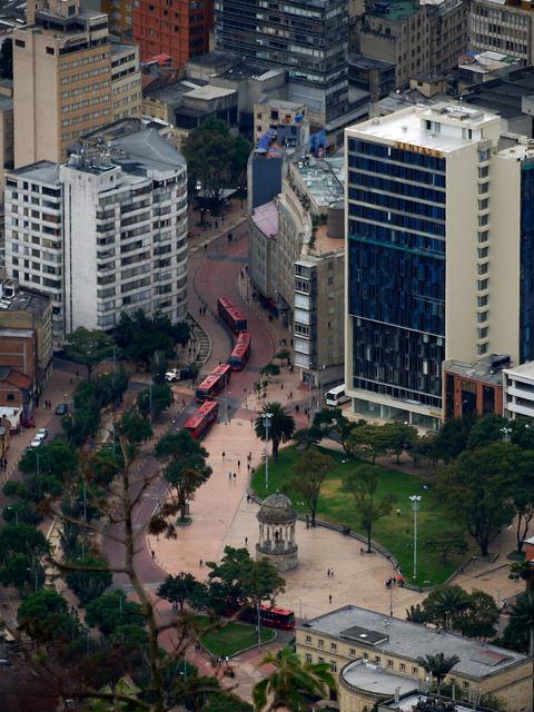 Eje Ambiental. Bogotá D.C.