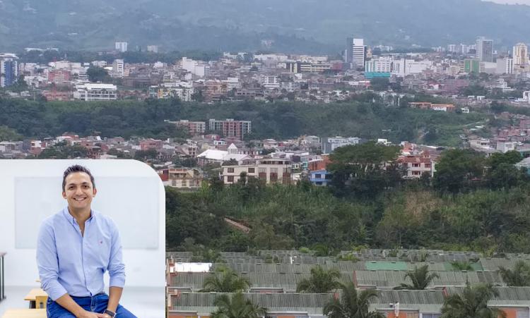 Juan Pablo Gallo Maya, exalcalde de Pereira, segundo con mejor percepción en 2019