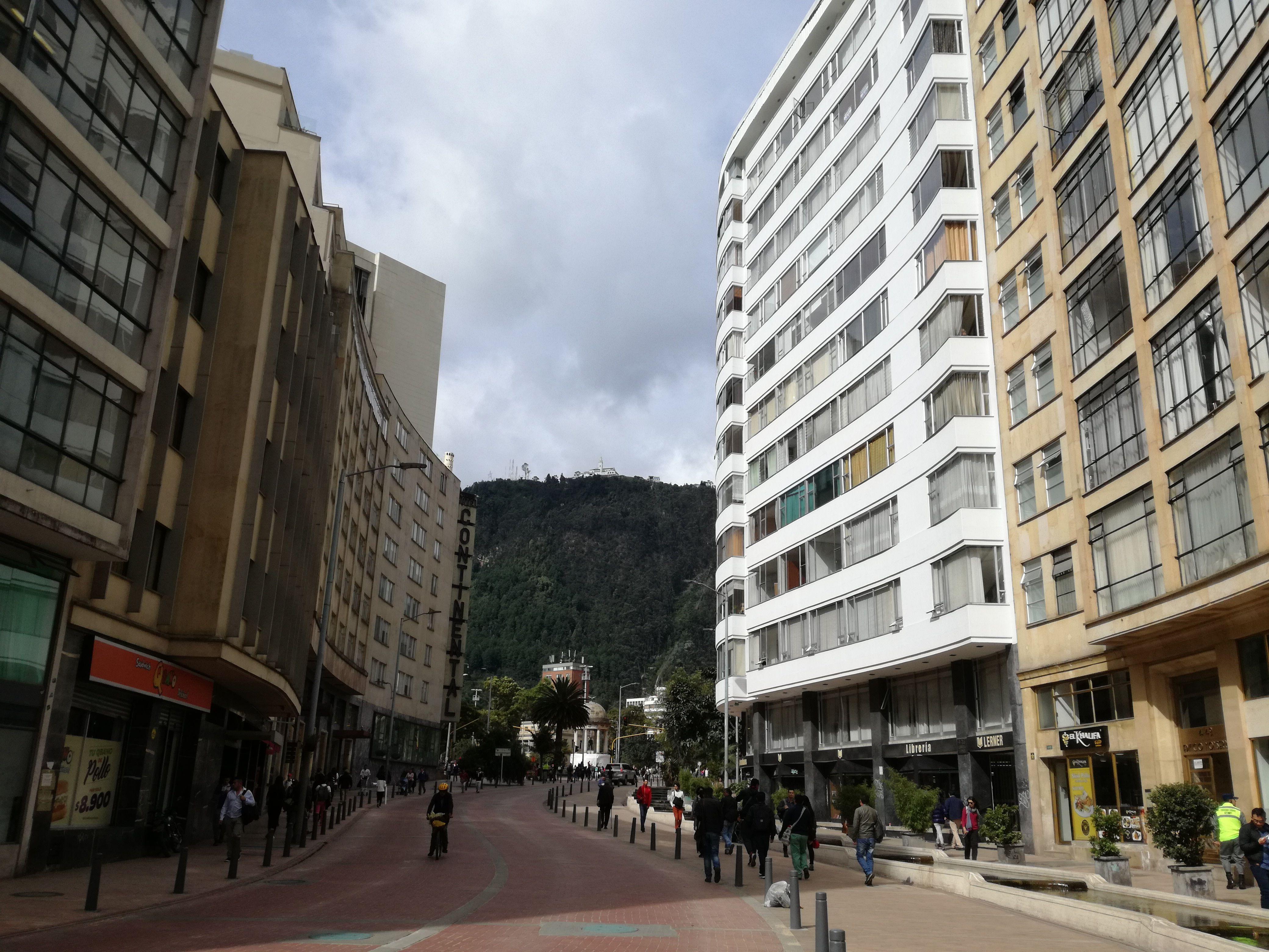 Bogotá. Foto: IEU