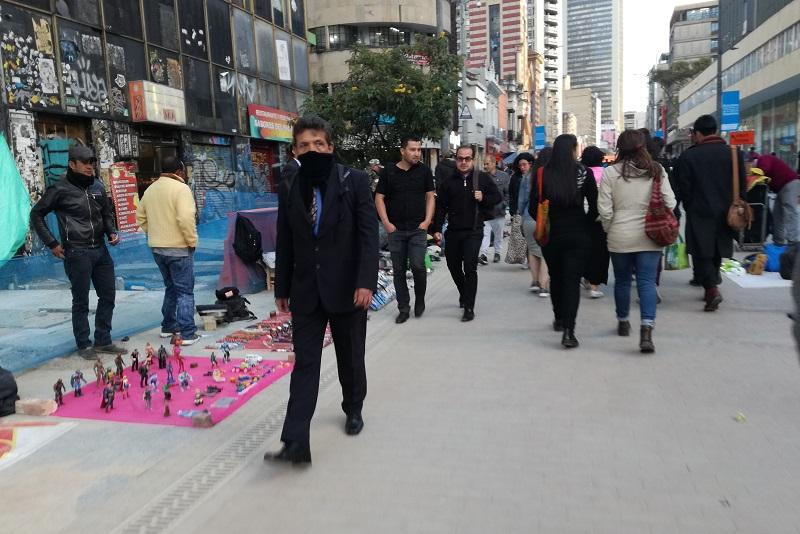 Del despliegue de la población en el territorio depende el respeto o no del derecho a la no discriminación / Foto IEU