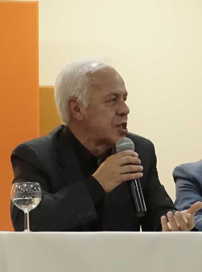 Fernando Montenegro, profesor IEU-UN.