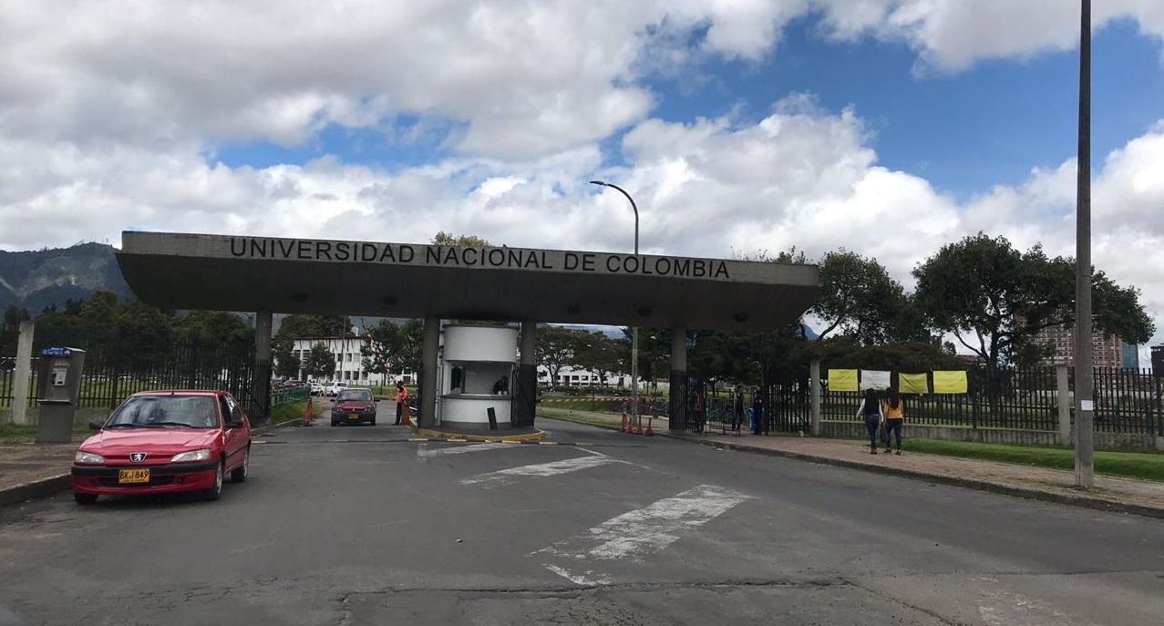 Universidad Nacional de Colombia / Foto IEU