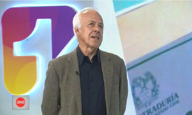 Profesor Fernando Montenegro en Noticias UNO