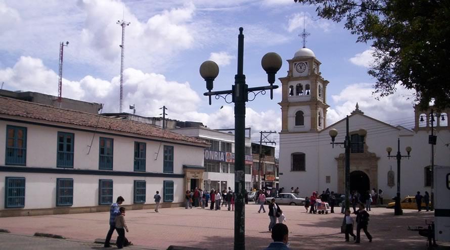 Fontibón fue uno de los siete municipios que en 1954 se integraron a Bogotá / Foto Alcaldía de Bogotá