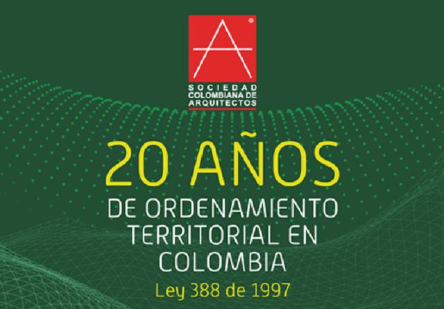 Foro 20 años de ordenamiento territorial en Colombia