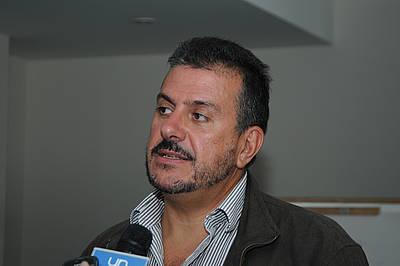 Francisco Colom profesor del CSIC de España