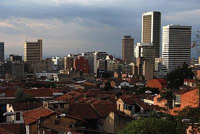 Ciudades expansivas: Colombia entra en una revolución urbana