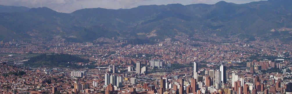 Valle de Aburrá, Medellín