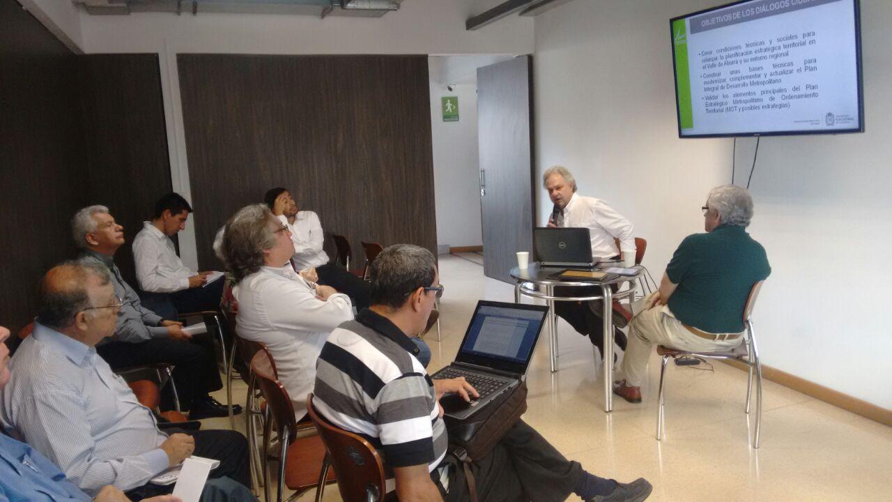Diálogos Ciudadanos: Grupo Focal Educación Superior