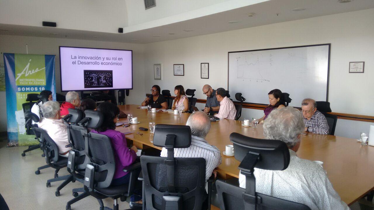 Diálogos Ciudadanos: Grupo Focal Innovación y desarrollo productivo