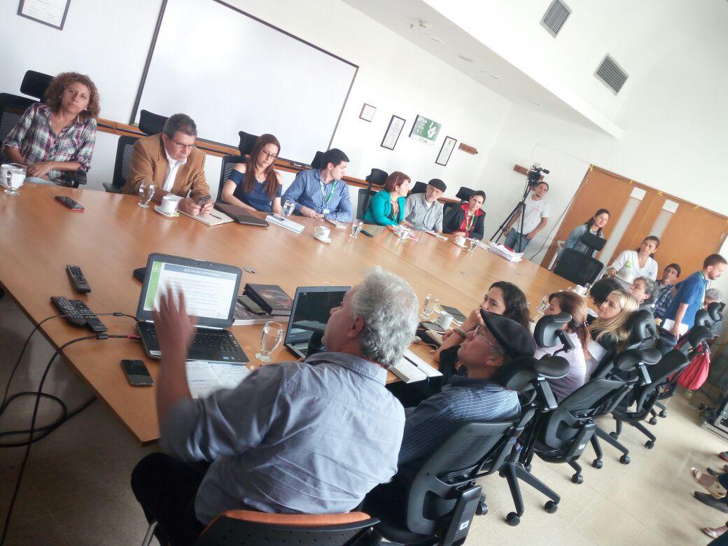 Diálogos Ciudadanos: Grupo Focal Sustentabilidad