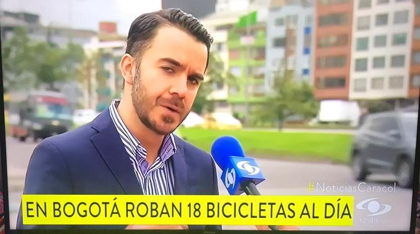 El robo de bicicletas aumentó en un 429% en Bogotá