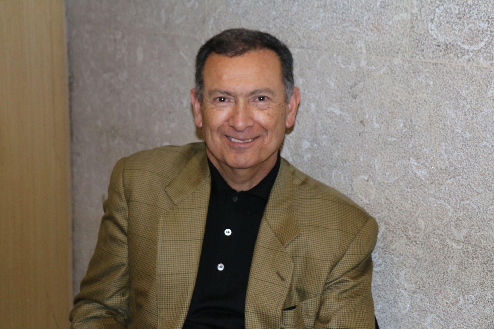 Profesor Fabio Zambrano. Foto IEU