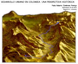 Desarrollo urbano en Colombia. Una perspectiva histórica
