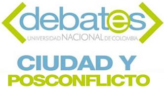 Debates UN: Ciudad y posconflicto.
