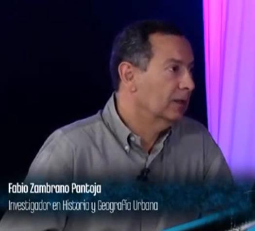Fabio Zambrano Pantoja: Investigador en Historia y Geografía Urbana
