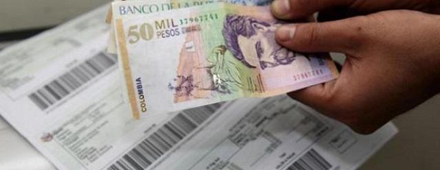 En Bogotá se logró un recaudo tributario del 91 % de la meta fijada / Foto referencial