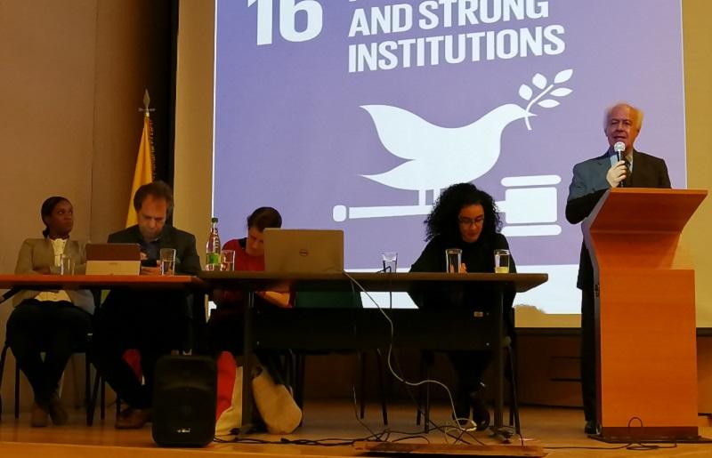 Jornada de Investigación en la Facultad de Ciencias Económicas UNAL