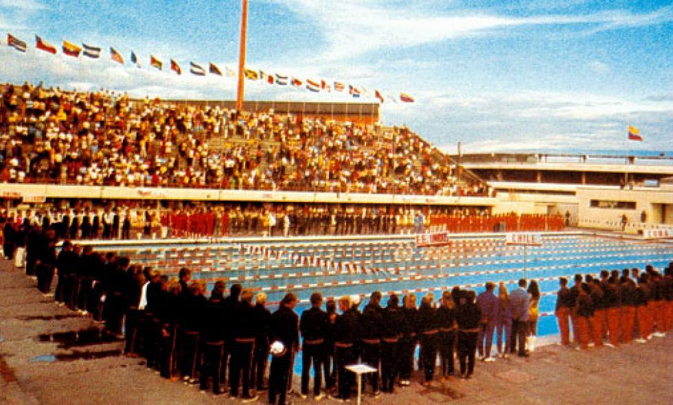 Escenario de los Juegos Panamericanos de 1971 en Cali / Foto archivo